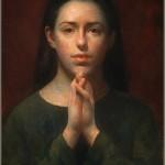 Self Portrait by J. Aristides