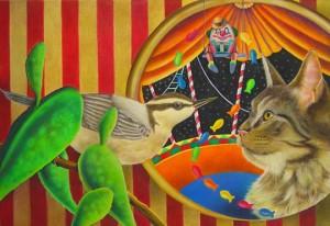An example of Katherine Liontas-Warren's work